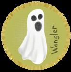 Ghost Badge - Wrangler by Shayla-Estate