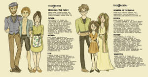 The Odairs and the Crestas