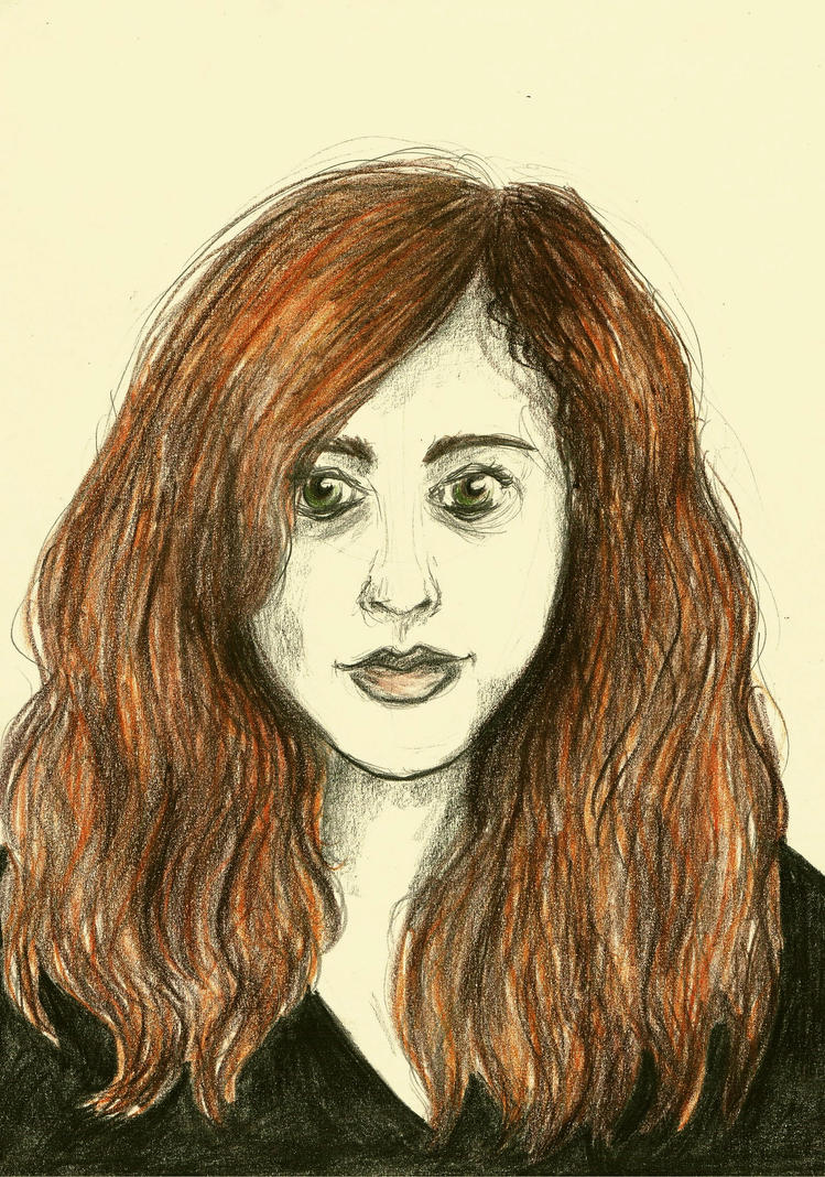 Self-portrait by xxIgnisxx
