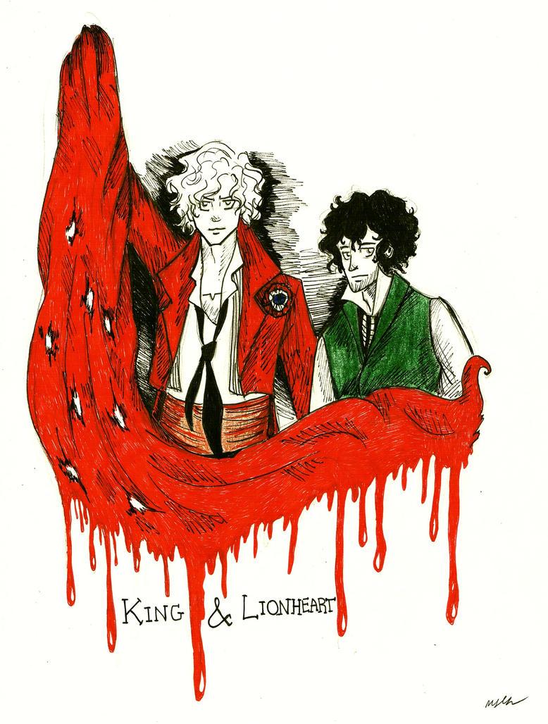 King and Lionheart (READ THE DESCRIPTION. PLEASE.) by xxIgnisxx