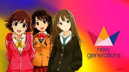 New Generation 1 by junshibuya