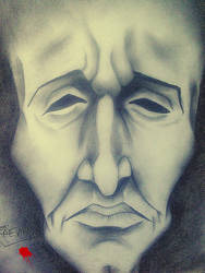 Miserable's mask by ElMetmari