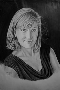 Portrait of Meredith Jones DeWitt
