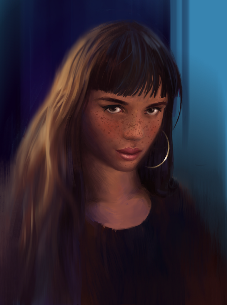 Portrait by IceRider098