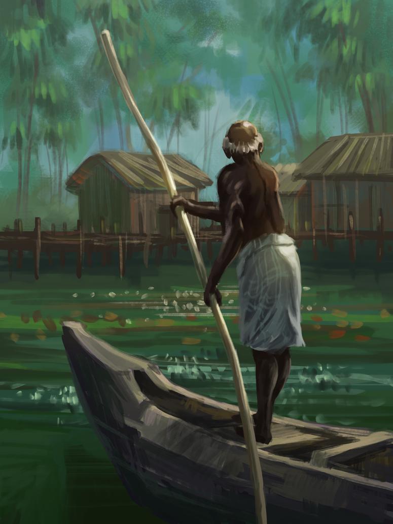 The Ferryman by IceRider098