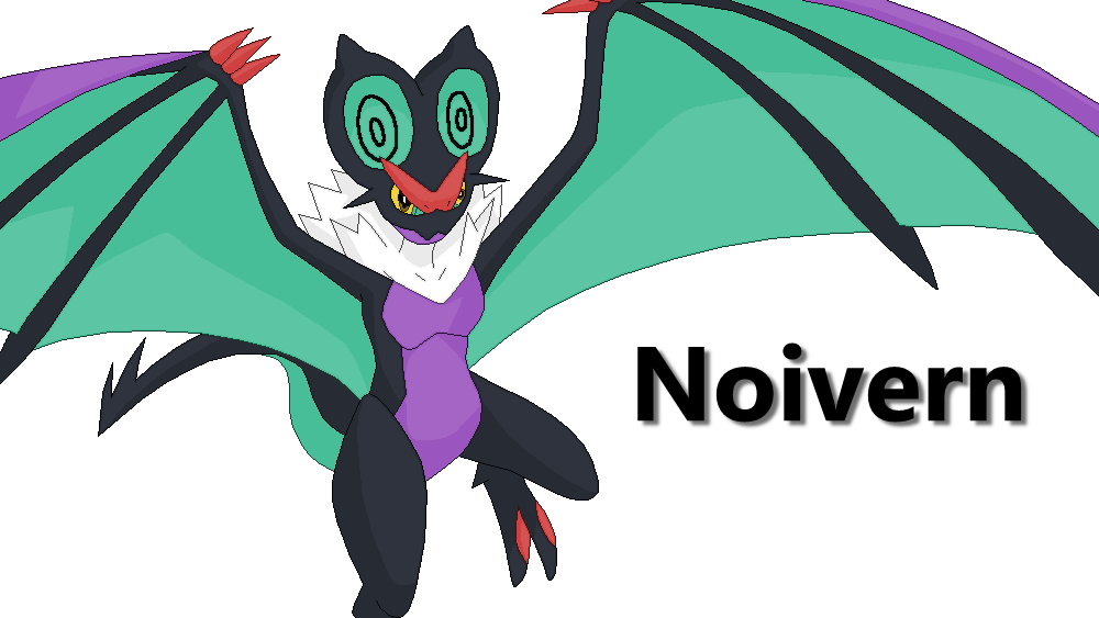 Noivern Images   Pokem... Xerneas Card