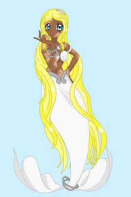 Mermaid Melody: Pastel Waves Fleur Angelle