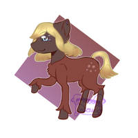Pony #1 | OPEN by Jusauria