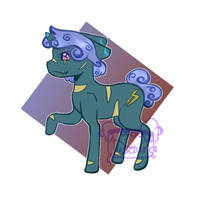 Pony #2 | OPEN by Jusauria