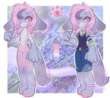 {OPEN}  Set price Furry girl #1 by Jusauria