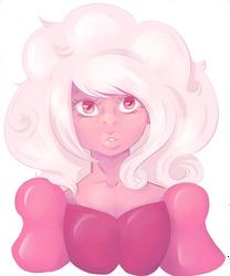 Big Shiny Pink Space Mom