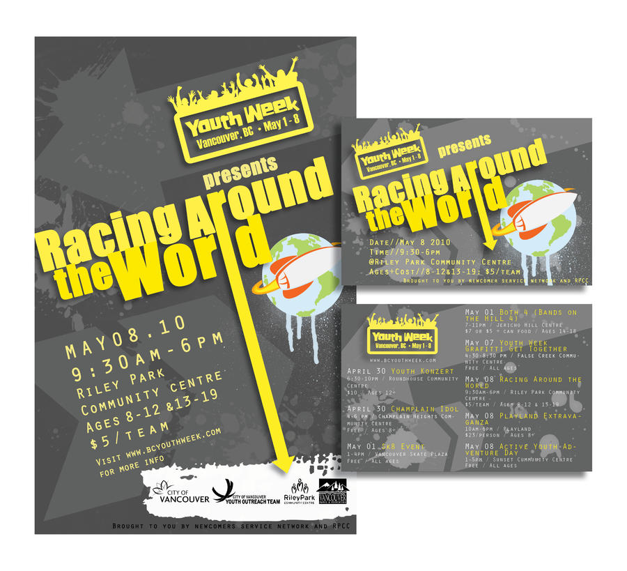 Racing Around the World 2010