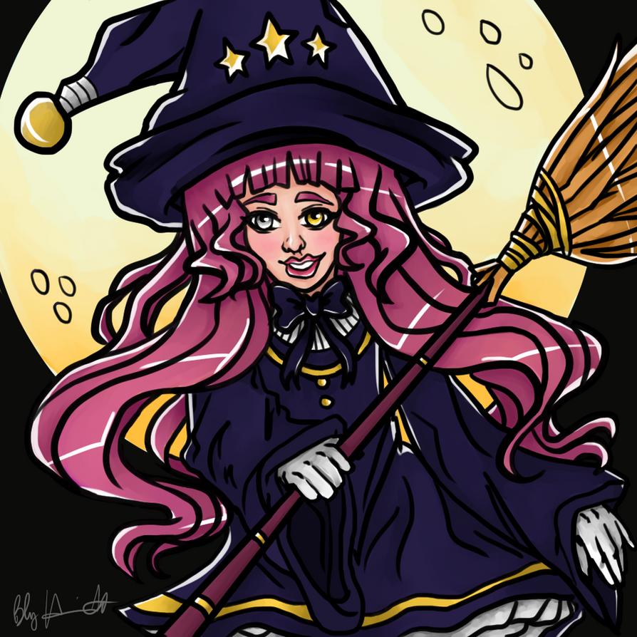 Witchy by Rainbowx179