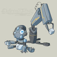 June 7 - God of Automation by EVanimations