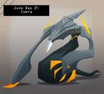 CDC Jun 16 Day 2 - Cobra