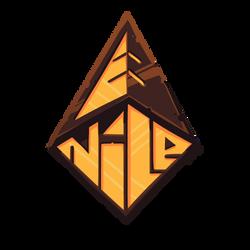 SHIRT: Nile D. Logo