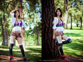 Lebreau of Team Nora by KuchikixRukia