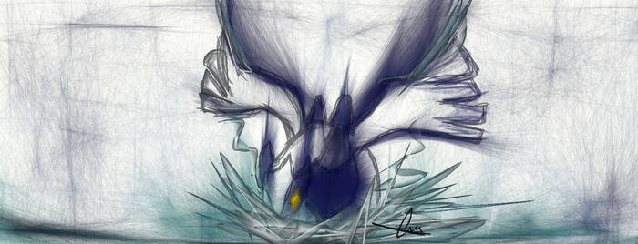 The Power of One . Lugia