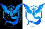 . Team Mystic .