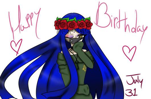 Happy Birthday Korekiyo