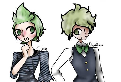 Green boysss
