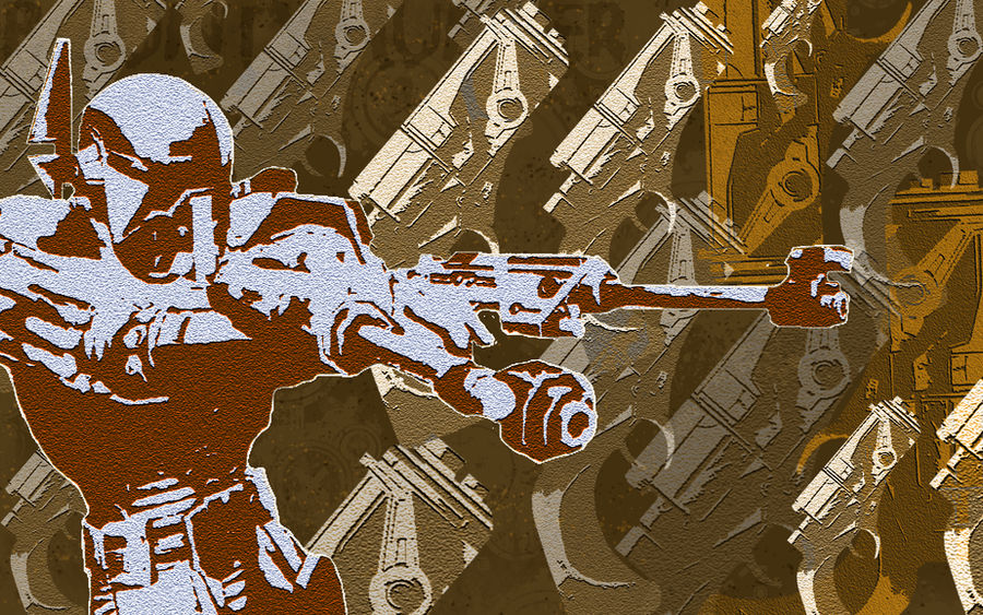 Swtor Bounty Hunter Wallpaper By Chillinvillain On Deviantart