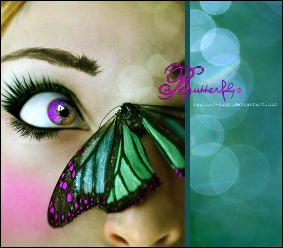 butterfly.eye by Magical-Dust