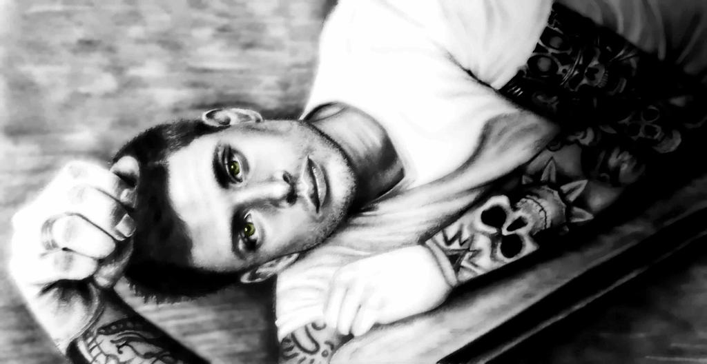Jensen Ackles by cottoncookie
