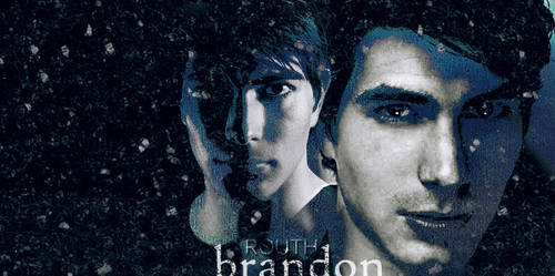 Brandon Routh blend by scarredstalker