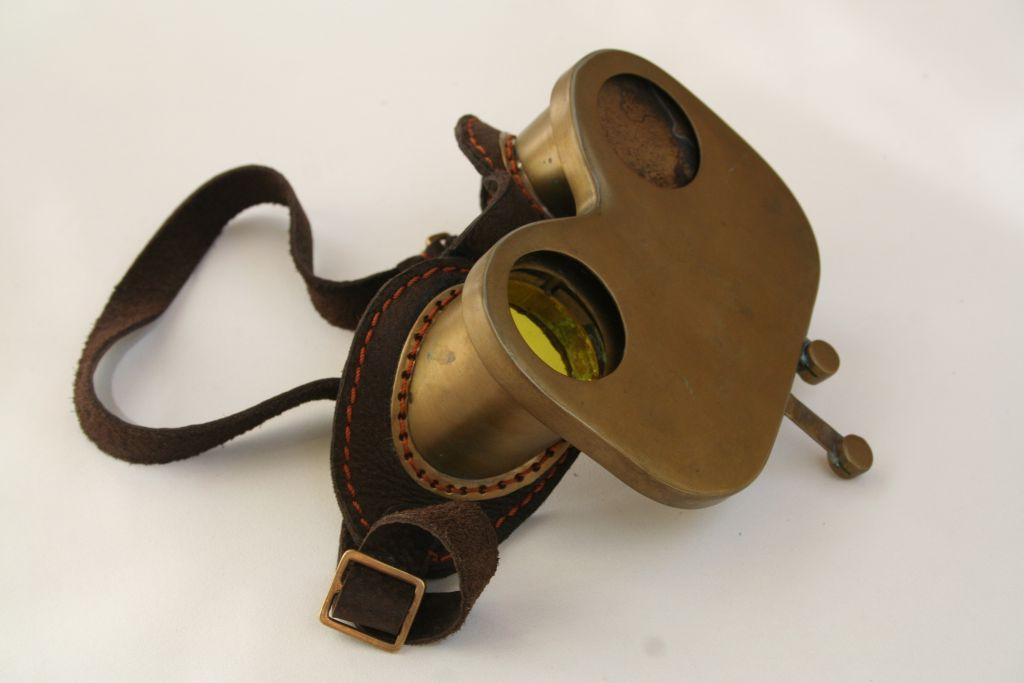 steampunk hoodwink goggles by gogglerman on deviantart