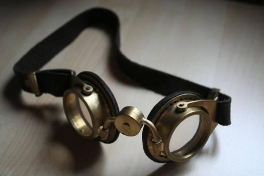 Last Exile goggles 2