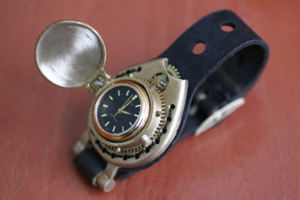 Reloj steampunk de muñeca (paso a paso) Steamwatch_5_3_by_gogglerman-d4i0i3b