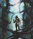 Jungle Keeper by Vehemel
