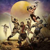 I Hate Orcs... II by Vehemel
