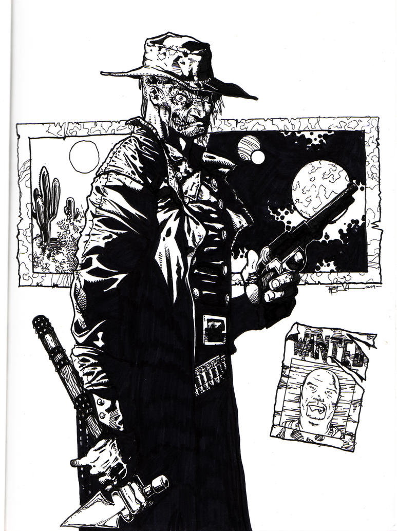 Jonah Hex by RichardCox