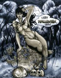 Vampirella by RichardCox