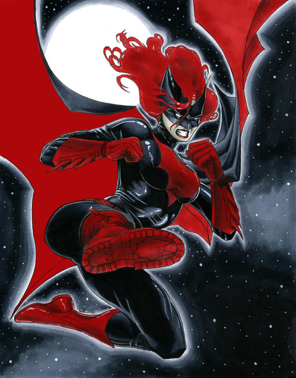 Batwoman by RichardCox