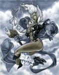Asgardian Storm by RichardCox