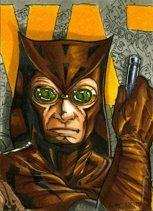 Nite Owl PSC, Watchmen 2 of 6 by RichardCox