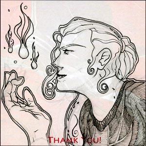 Jenny Sparks Sketchbk Drawing by RichardCox