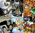 Marvel Heroes and Villains 04