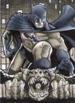Batman Sketch Card PSC