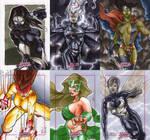 Marvel Dangerous Divas 01