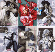 Marvel Dangerous Divas 05 by RichardCox