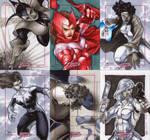 Marvel Dangerous Divas 05