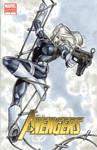Sharon Carter Avengers 1 Cover