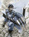 WWII Ultimate Captain America