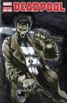 Punisher Deadpool 50 Cover