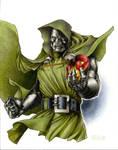 Doctor Doom NC Comicon