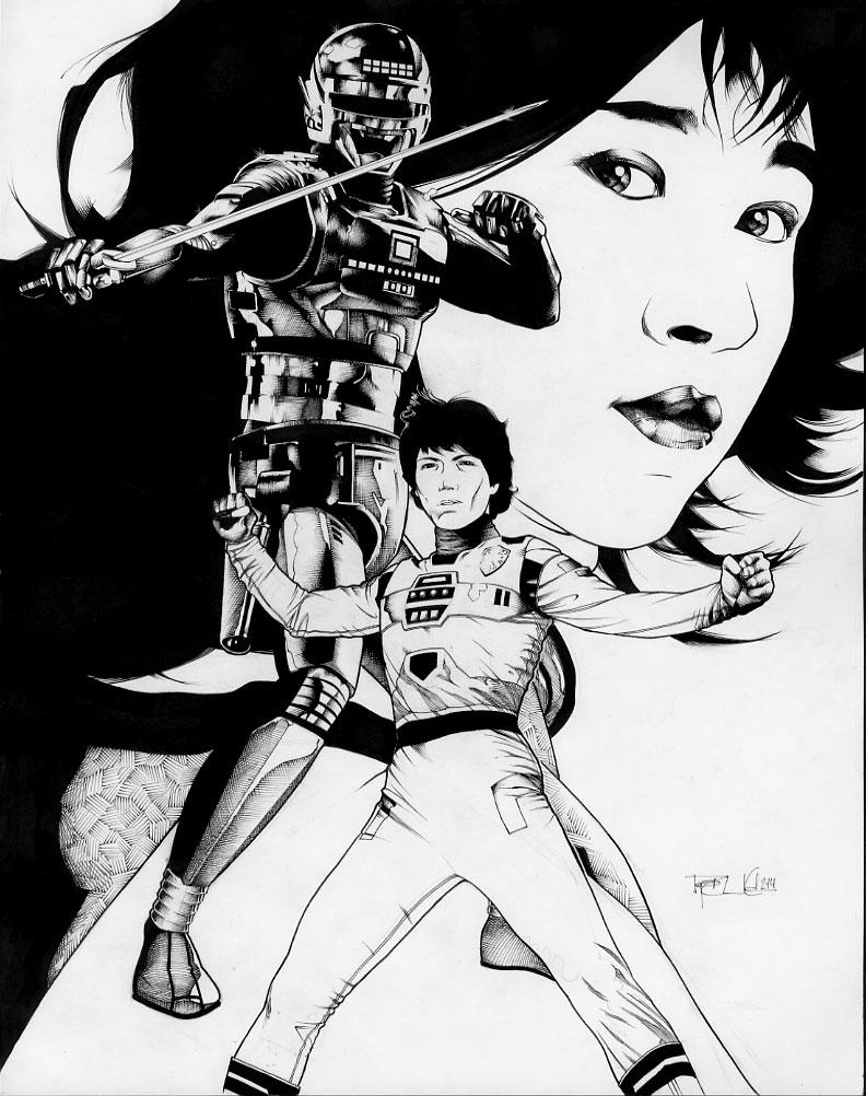 Sharivan Poster Art by RichardCox